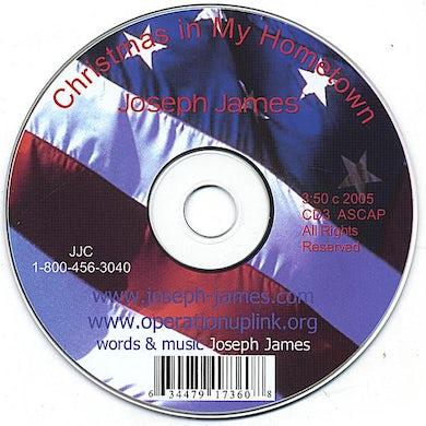 Joseph James CHRISTMAS IN MY HOMETOWN CD