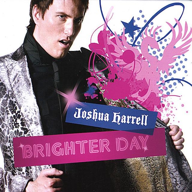 Joshua Harrell BRIGHTER DAY CD