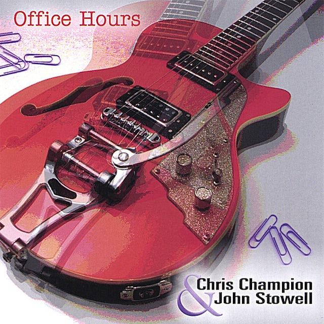 John Stowell OFFICE HOURS CD