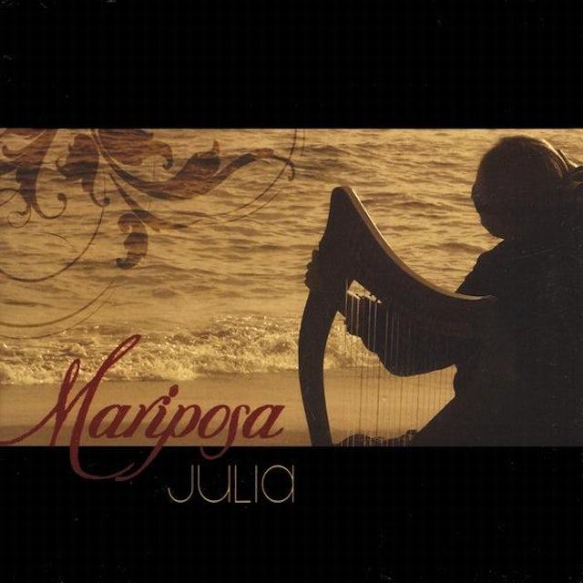 Julia MARIPOSA CD