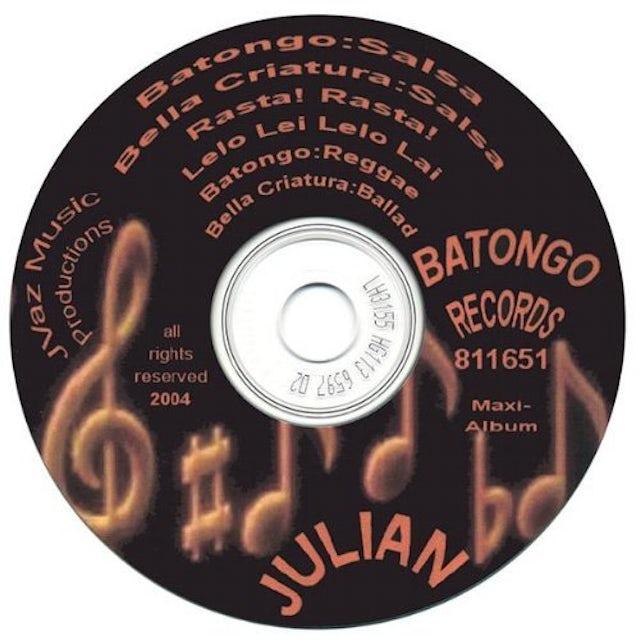 Julian BATONGO CD