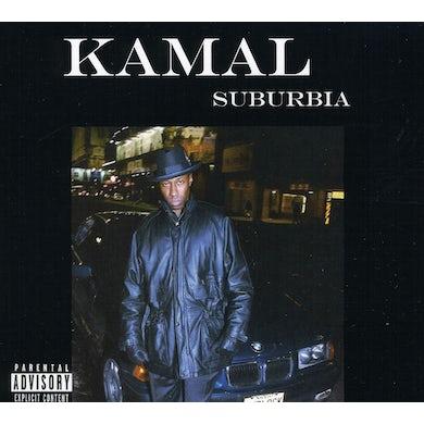 Kamal SUBURBIA CD