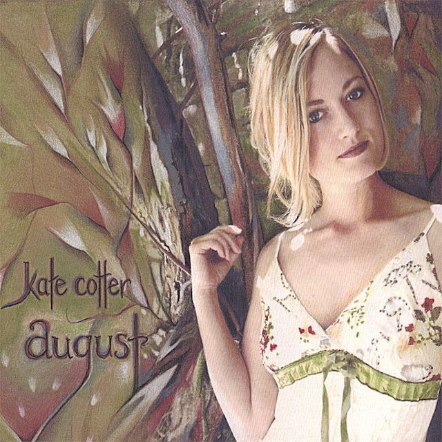 Kate Cotter AUGUST CD