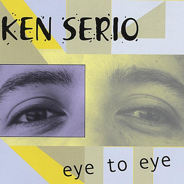 Ken Serio EYE TO EYE CD