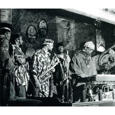 Sun Ra Arkestra LIVE AT THE RED GARTER CD