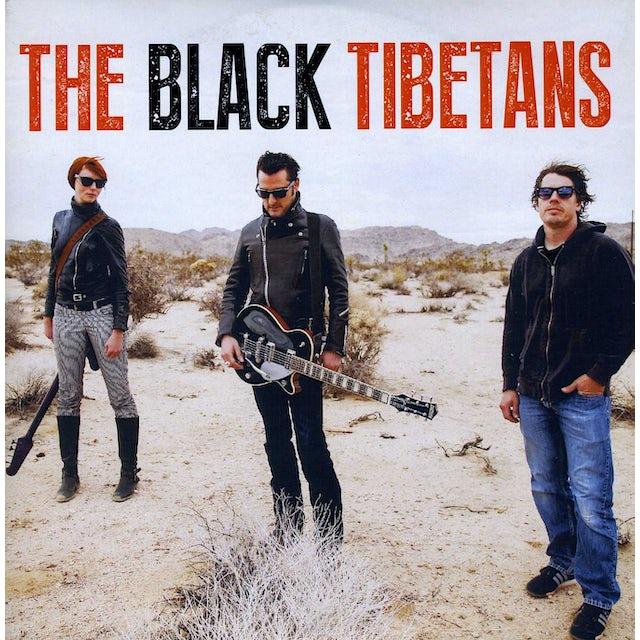 Black Tibetans Vinyl Record
