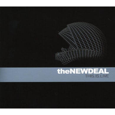 New Deal THIS IS LIVE CD