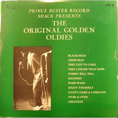 Prince Buster ORIGINAL GOLDEN OLDIES 1 Vinyl Record
