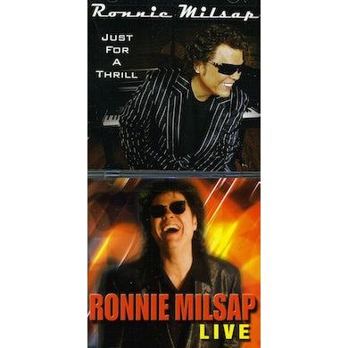 Ronnie Milsap QVC SET CD