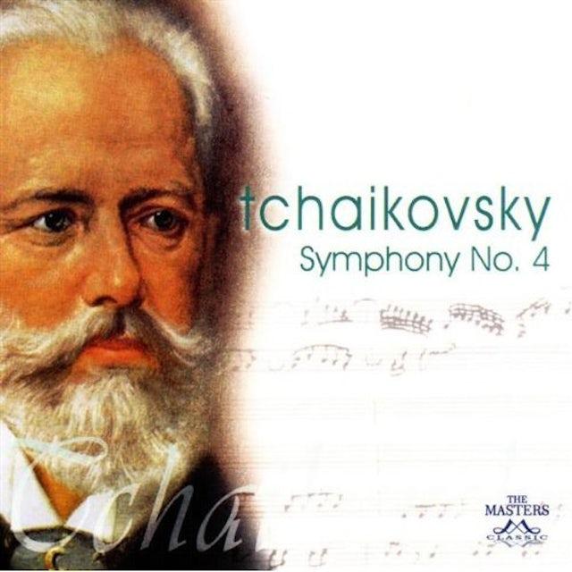 P.I. Tchaikovsky SYMPHONY NO. 4 CD