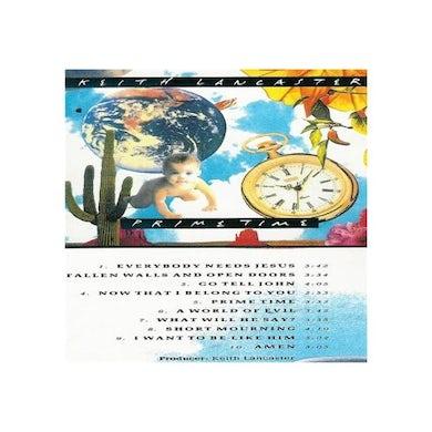 Keith Lancaster PRIME TIME CD