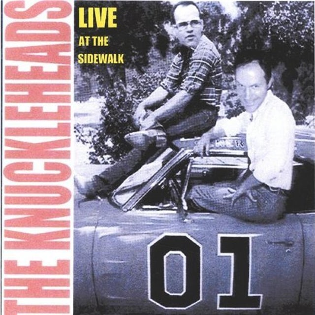 Knuckleheads LIVE AT THE SIDEWALK CD
