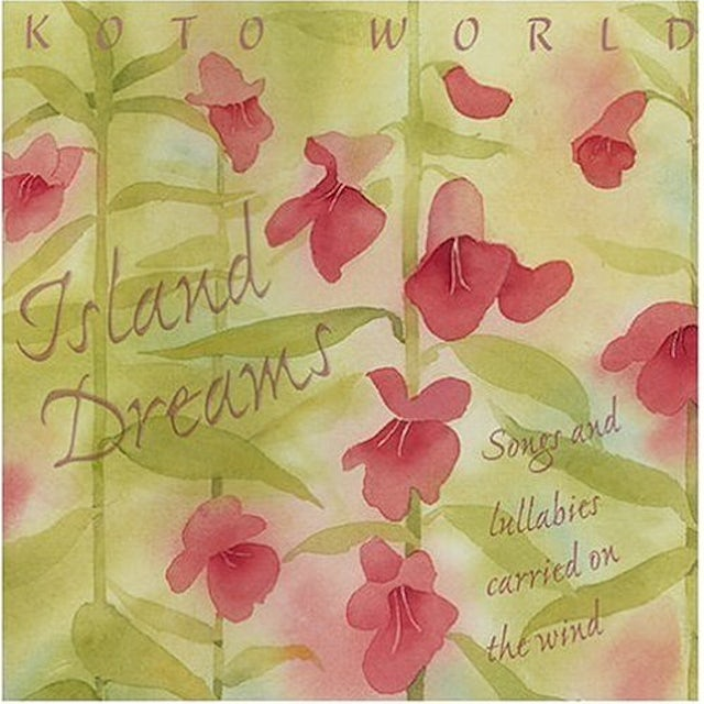 Dragonfly ISLAND DREAMS-SONGS & LULLABIES CARRIED ON THE WIN CD