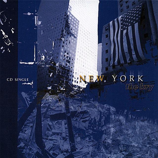 KRY NEW YORK CD