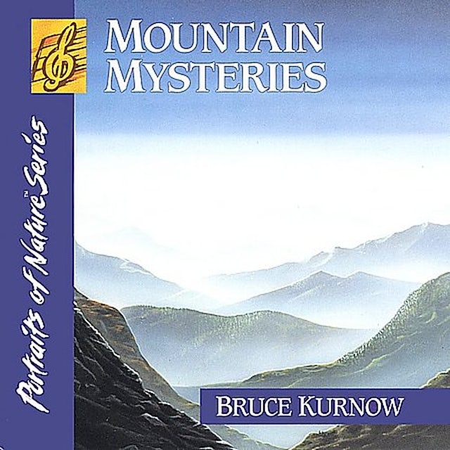 Bruce Kurnow MOUNTAIN MYSTERIES CD