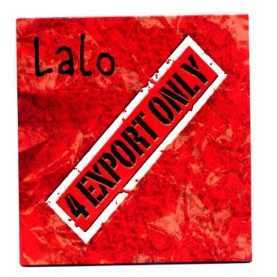 Lalo 4 EXPORT ONLY CD