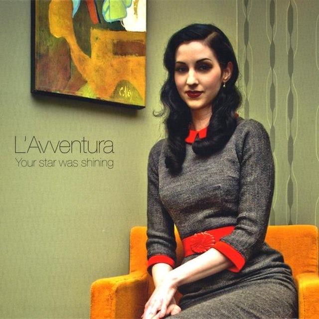L'Avventura YOUR STAR WAS SHINING CD