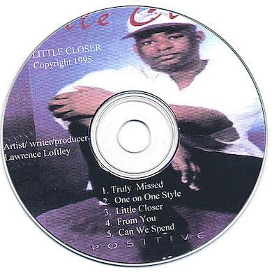 Lawrence LITTLE CLOSER CD