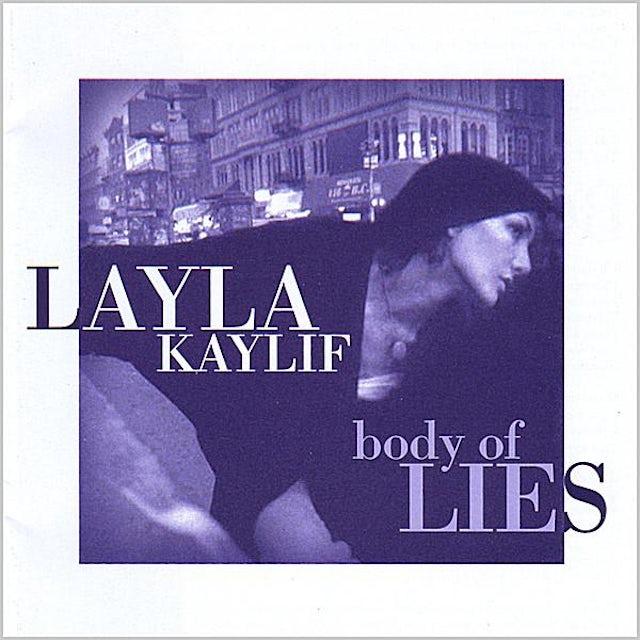 Layla Kaylif BODY OF LIES CD