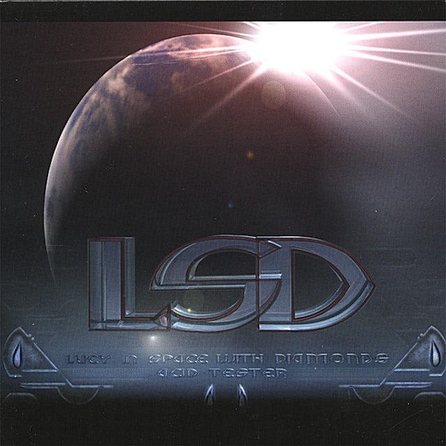 Lazar ACID TESTER CD