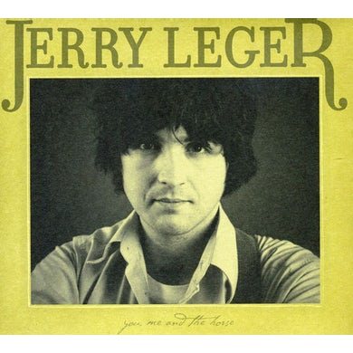 Jerry Leger YOU ME & THE HORSE CD