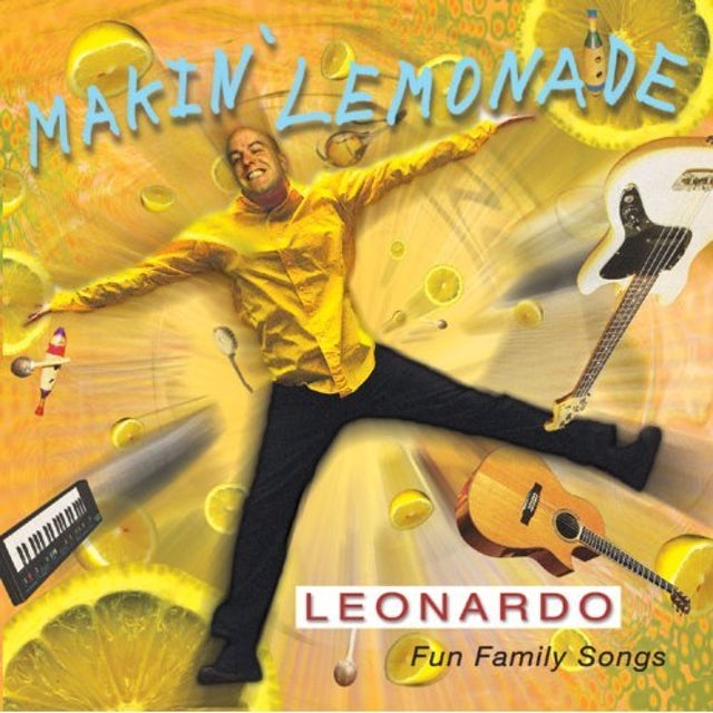 Leonardo MAKIN LEMONADE CD