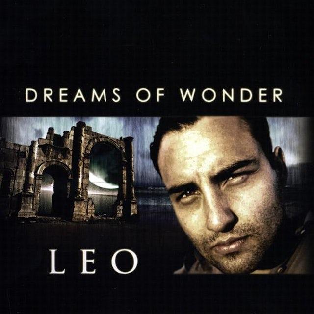 Leo Perez DREAMS OF WONDER CD