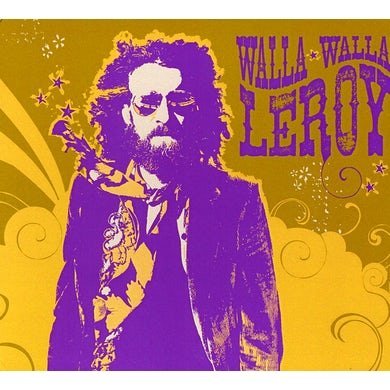 Leroy WALLA WALLA CD