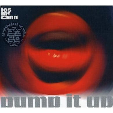 Les Mccann PUMP IT UP CD