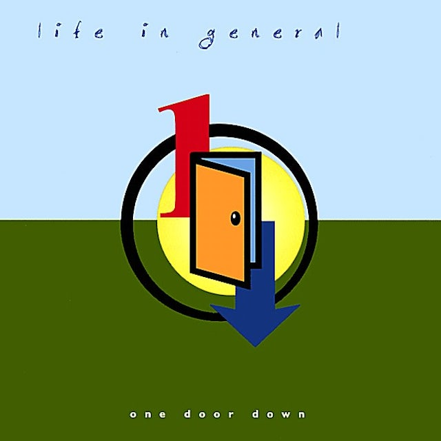 Life In General ONE DOOR DOWN CD