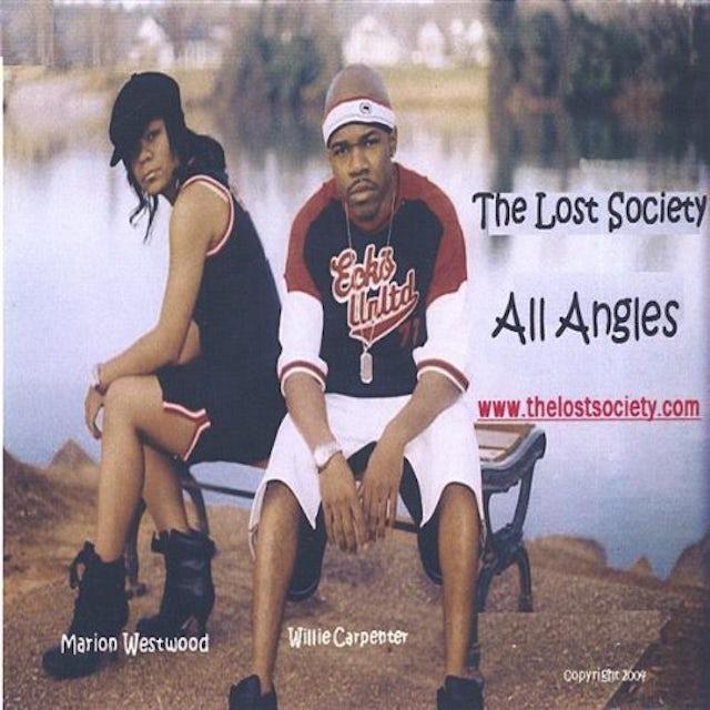 Lost Society ALL ANGLES CD