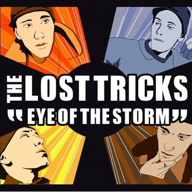Lost Tricks EYE OF THE STORM CD