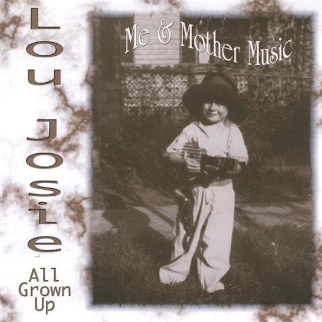 Lou Josie ME & MOTHER MUSIC CD
