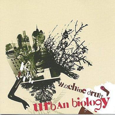 Machinedrum URBAN BIOLOGY CD