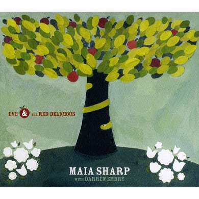 Maia Sharp EVE & THE RED DELICIOUS CD