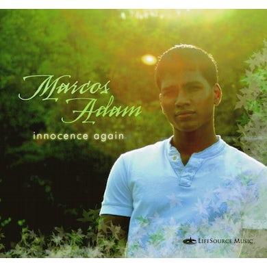 Marcos Adam INNOCENCE AGAIN CD