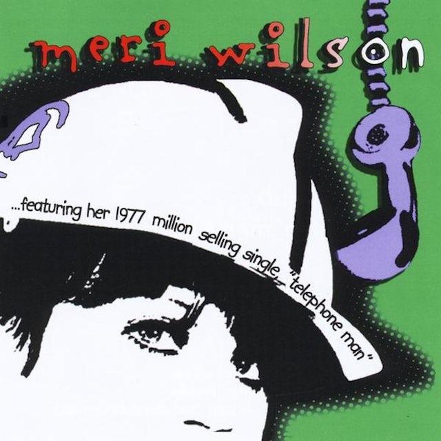 MERI WILSON! CD