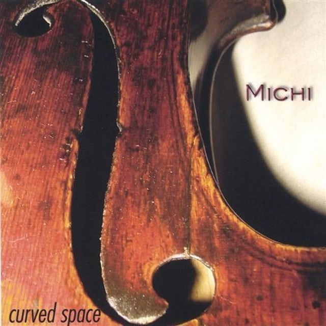 MiChi CURVED SPACE CD