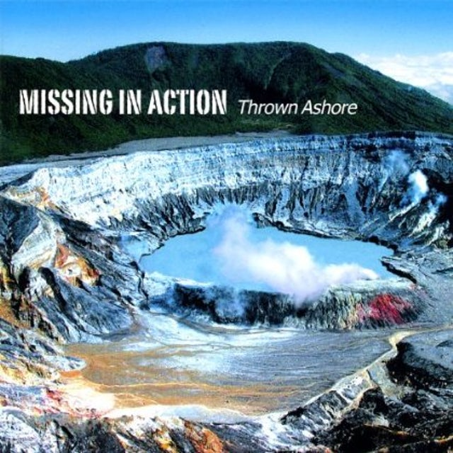 Missing In Action THROWN ASHORE CD