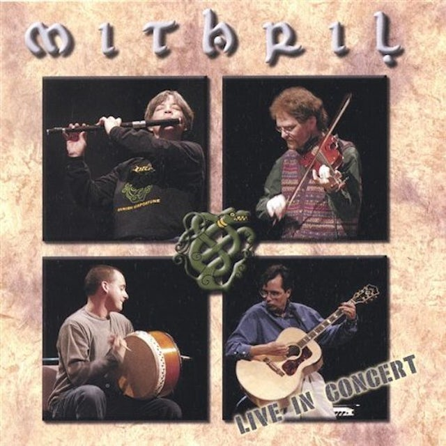 Mithril LIVE IN CONCERT CD