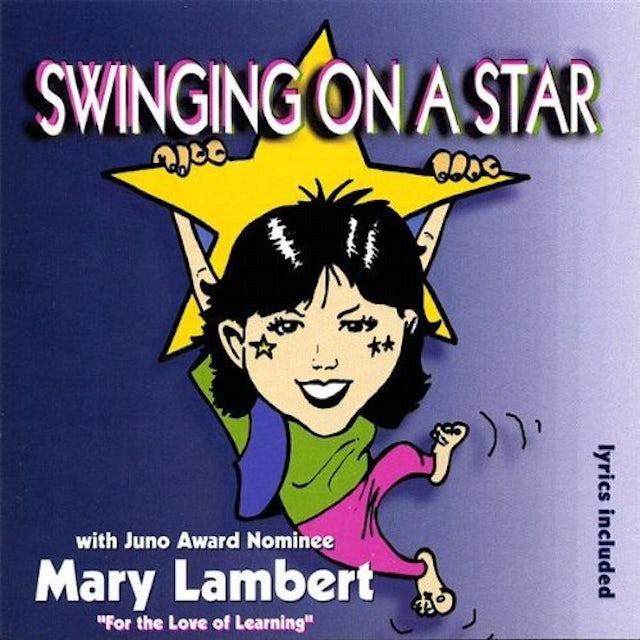 Mary Lambert SWINGING ON A STAR CD