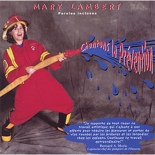 Mary Lambert CHANTONS LA PREVENTION CD