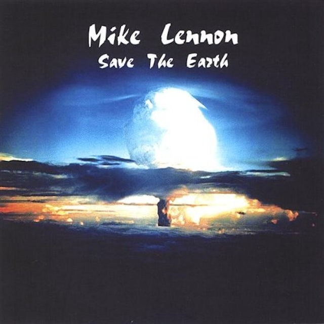 Mike Lennon SAVE THE EARTH CD