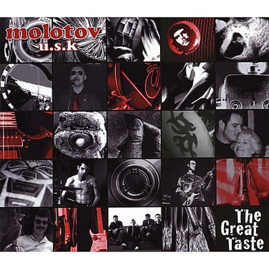 Molotov USK GREAT TASTE CD