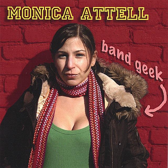 Monica Attell BAND GEEK CD