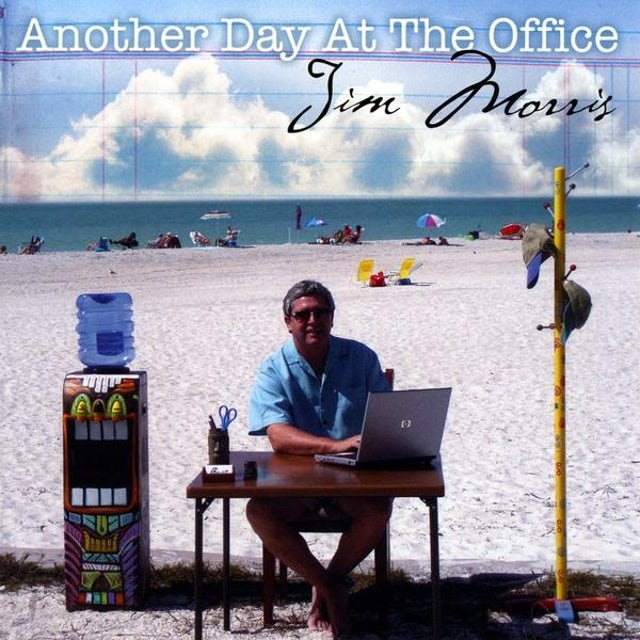 Jim Morris ANOTHER DAY AT THE OFFICE CD