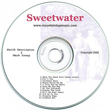 Sweetwater WILL WE EVER LEARN CD