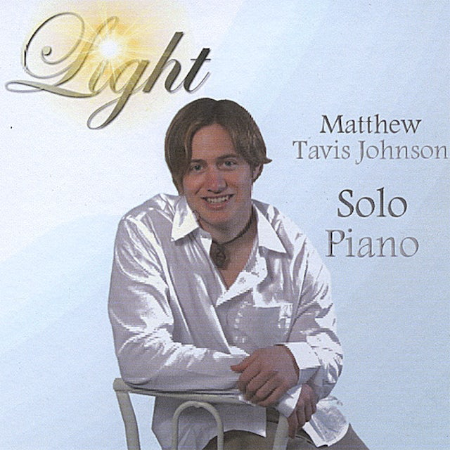 Matthew Tavis Johnson LIGHT CD
