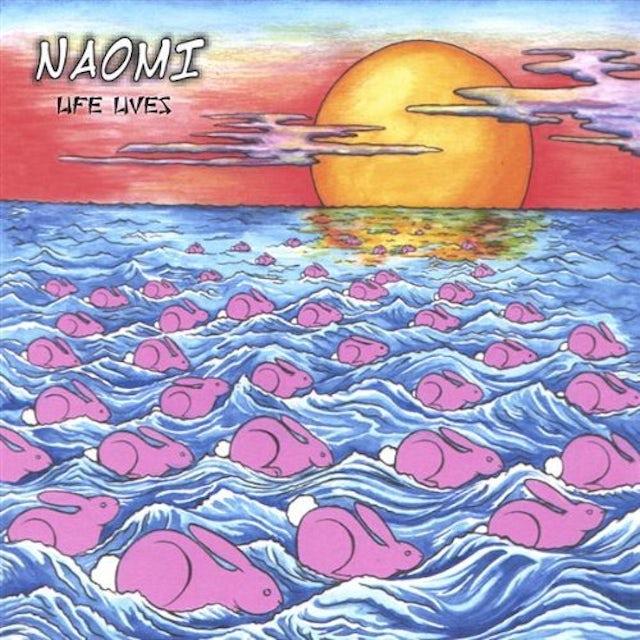 Naomi LIFE LIVES CD