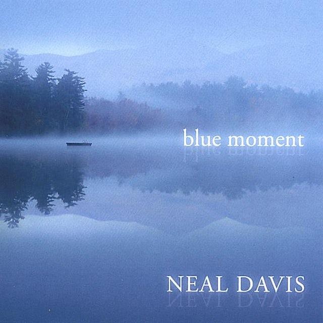 Neal Davis BLUE MOMENT CD